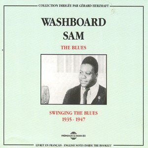 Washboard Sam 歌手頭像