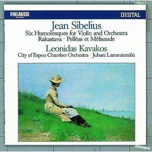 Leonidas Kavakos and Tapiola Sinfonietta 歌手頭像