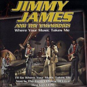 Jimmy James & The Vagabonds 歌手頭像