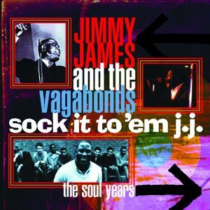 Jimmy James & The Vagabonds 歌手頭像