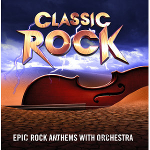The International Classic Rock Orchestra [Orchestra]