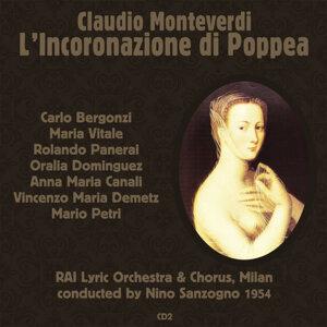 Licia Albanese; Carlo Bergonzi 歌手頭像