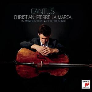 Christian-Pierre La Marca 歌手頭像