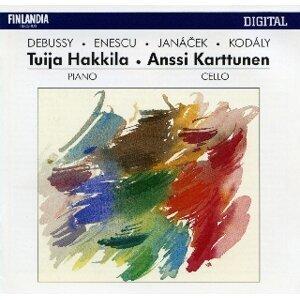 Tuija Hakkila and Anssi Karttunen 歌手頭像