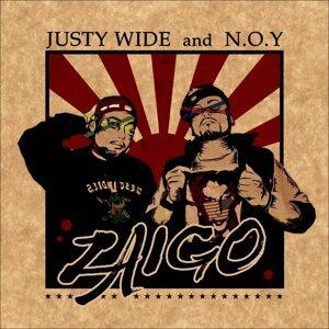 JUSTY WIDE & N.O.Y 歌手頭像