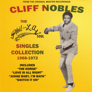 Cliff Nobles 歌手頭像