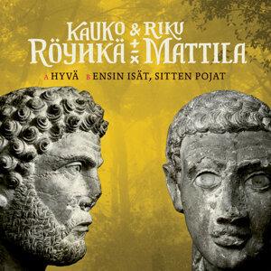 Kauko Röyhkä & Riku Mattila 歌手頭像