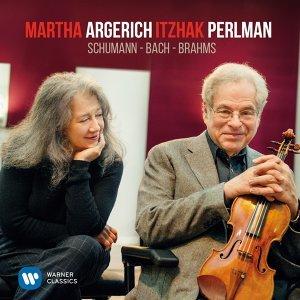 Martha Argerich, Itzhak Perlman (阿格麗希<鋼琴> 帕爾曼<小提琴>) 歌手頭像
