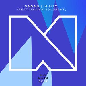 Sagan 歌手頭像