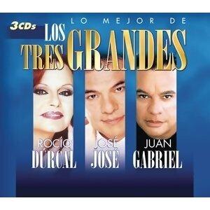 Lo Mejor De Los Tres Grandes 歌手頭像