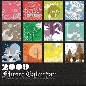 Music Calendar 歌手頭像
