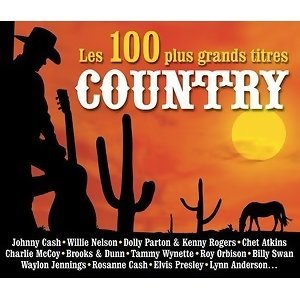 Les 100 Plus Grands Titres Country 歌手頭像