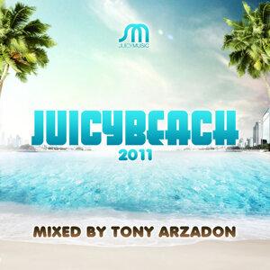 Juicy Beach 2011 Mixed By Tony Arzadon 歌手頭像