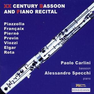 Alessandro Specchi 歌手頭像