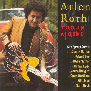 Arlen Roth 歌手頭像