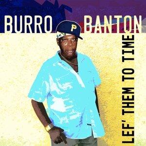 Burro Banton 歌手頭像