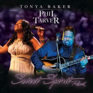 Phil Tarver, Tonya Baker Foto artis
