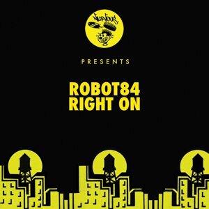 Robot84 Foto artis