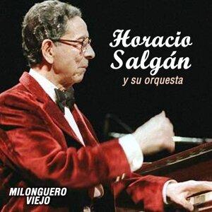 Horacio Salgán y Su Orquesta Foto artis