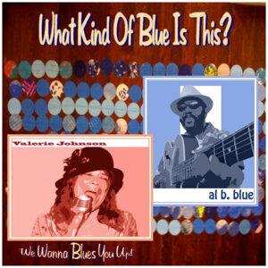 Valerie Johnson & Al B Blue Foto artis