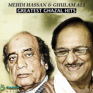 Ghulam Ali, Mehdi Hassan Foto artis