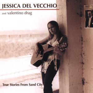 Jessica Del Vecchio and Valentino Drag Foto artis