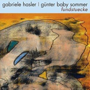 Gabriele Hasler, Guenter Baby Sommer Foto artis