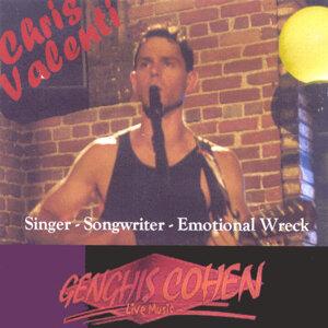 Chris Valenti - Singer/Songwriter/Emotional Wreck Foto artis