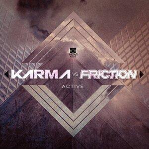 Karma, Friction Foto artis