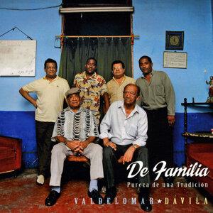 Familias Valdelomar y Dávila Foto artis