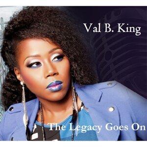 Val B. King Foto artis
