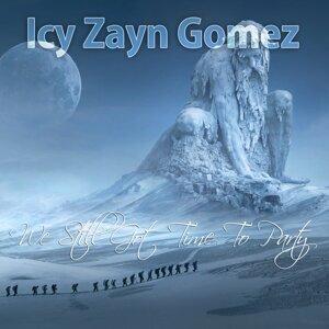 Icy Zayn Gomez Foto artis