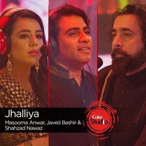 Javed Bashir, Masooma Anwar, Shahzad Nawaz Foto artis