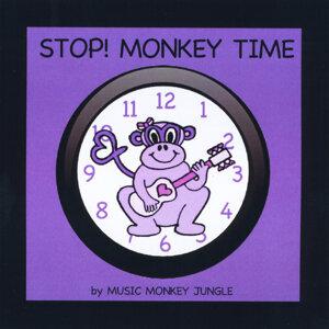 Music Monkey Jungle Foto artis