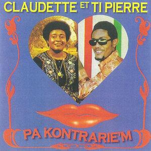 Claudette et Ti Pierre Foto artis