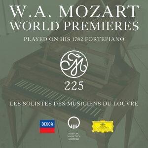 Les Solistes des Musiciens du Louvre Foto artis