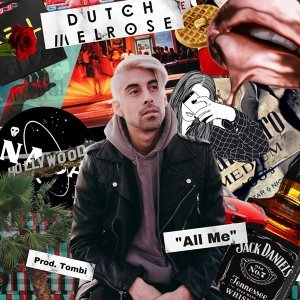 Dutch Melrose Foto artis
