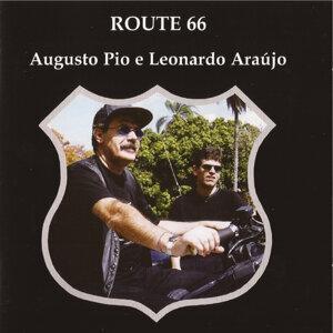 Augusto Pio, Leonardo Araújo Foto artis