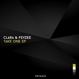 Clara Noemi & FevZee Foto artis