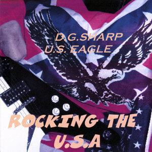 D. Sharp U.s. Eagle Foto artis