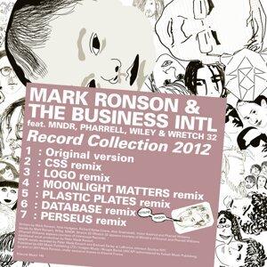 Mark Ronson, The Business Intl Foto artis