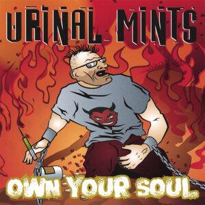 Urinal Mints Foto artis