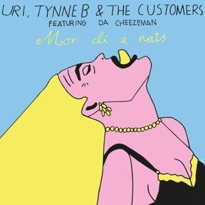 Uri, Tynne-B & The Customers Foto artis