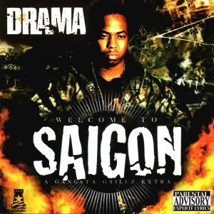 DJ Drama, Saigon Foto artis