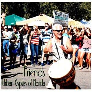 Urban Gypsies of Florida, Captain Barney Waterbury Foto artis