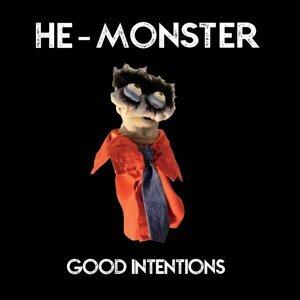 He-Monster Foto artis