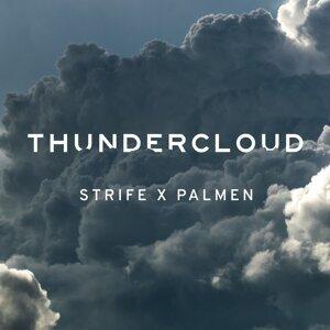 Strife X Palmen Foto artis