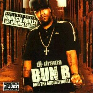 DJ Drama, Bun B Foto artis