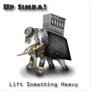 Up Simba! Foto artis