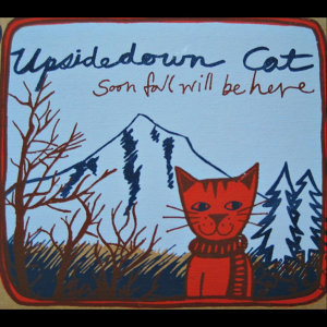 Upsidedown Cat Foto artis